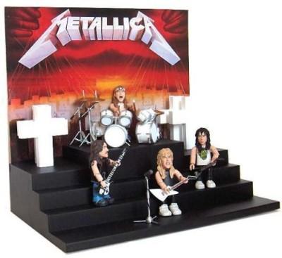 Seg Smiti - Metallica Master of Puppets Playset