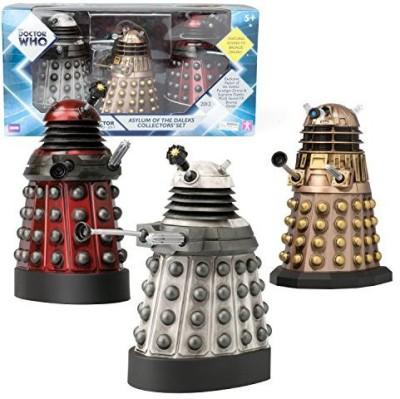 Underground Toys Doctor Who Dalek Asylum Set Measures 56