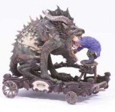 Infernal Parade Mcfarlane Toys Infernal Parade Action Figure the Sabbaticus Beast Tamer