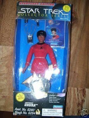 Star Trek Starfleet Edition Lieutenant Uhura 9 Inch