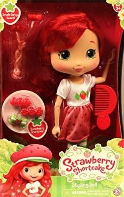 Strawberry Shortcake Shortcake 11,, Styling Doll - Strawberry Shortcake