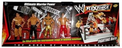 Shop & Shoppee Wrestling Superstars Action Figures