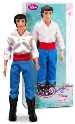 The Little Mermaid Prince Eric From