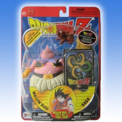 Dragonball Z Maijin Buu Saga with Puppy Bee and Cookie Action Figure