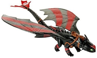 Dreamworks Dragons How To Train Your Dragon 2 Power Dragon Spinning Tail