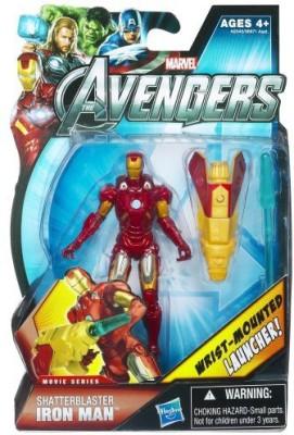 Hasbro Marvel Avengers Movie 4 Inch Shatterblaster Mark Vii Iron Man