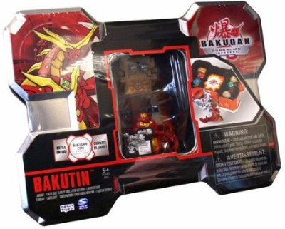 Spin Master Bakugan Bakutin Red Season 3 New Shape
