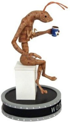 Factory Entertainment Men In Black Worm Guy Shakems Collectible