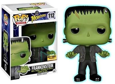 Funko Pop Monsters Frankenstein Glow In The Dark Exclusive