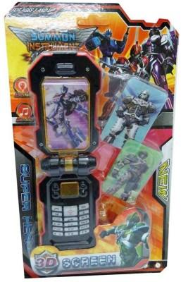 New Pinch 3D Screen Changing Super Hero Musical Phone