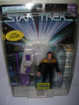 Star Trek Voyager Lt Reginald Barclay