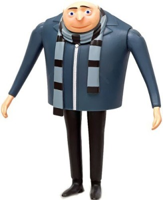 MISSING Despicable Me 2 Gru Poseable