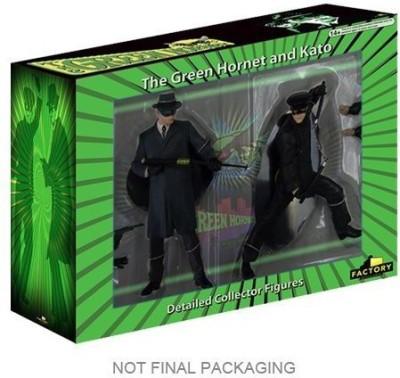 Factory Entertainment The Green Hornet Tv Series Collector Green Hornet