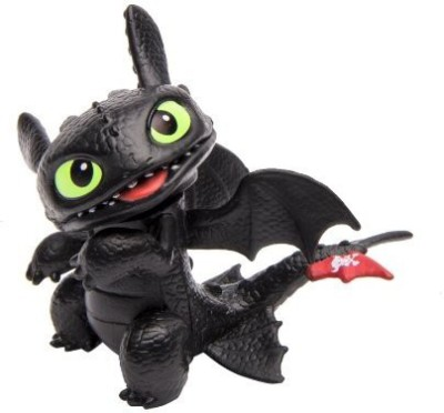 Dreamworks Dragons Defenders Of Berk Mini Dragonstoothless Night Fury