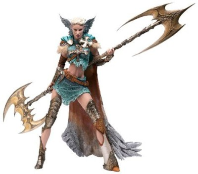 McFarlane Toys Spawn Series 22 The Viking Ages Valkerie