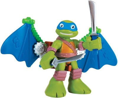 Teenage Mutant Ninja Turtles Teenage Mutant Ninja Turtles Pre-Cool Half Shell Heroes Leonardo with Glider Figure