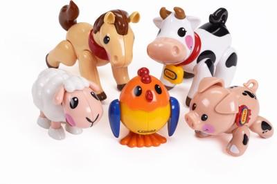 Tolo First Farm - Organic Farm Animals