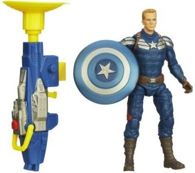 Captain America Super Soldier Gear Grapple Cannon Captain America