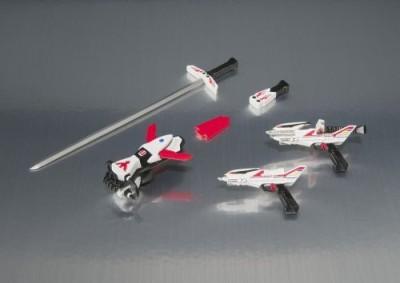 Bandai Tamashii Nations Sh Figuarts Red Hawk Choujin Sentai Jetman