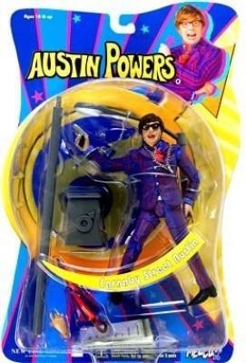 Austin Powers In Goldmember Carna Street