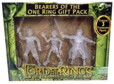 The Lord Of The Rings Fellowship Of The Ring Bearers