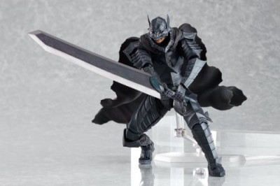 Max Factory Berserk 37 First Limited Edition (Book) With Figma Guts