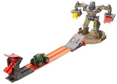 Mattel Hot Wheels Monster Jam Maximum Destruction Battle Trackset
