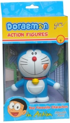 GRVK Doraemon Standing Action Figurine Toy