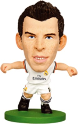 Soccerstarz Real Madrid F.C. Gareth Bale(Multicolor)