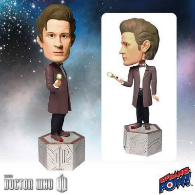 Other Manufacturer Doctor Who Electronic 11Th Doctor Bobblehead