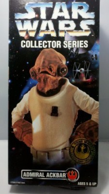 Kenner Star Wars Admiral Ackbar Collector Series 12