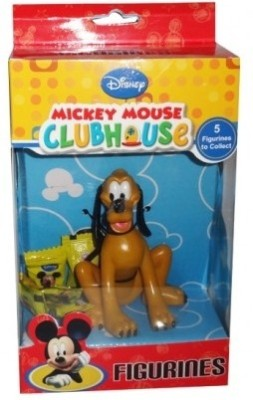 Disney Pluto Action Figure(Multicolor)