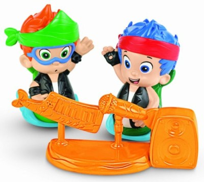 Fisher-Price Nickelodeon Bubble Guppies Gil and Nonny
