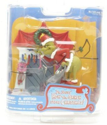 McFarlane Toys Santa Grinch