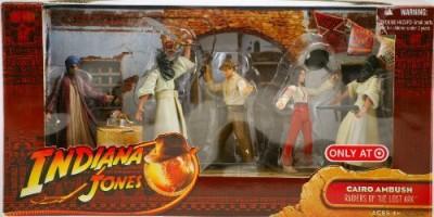 Indiana Jones Raiders Of The Lost Arkbattle Pack Cairo Ambush