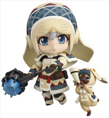 Good Smile Monster Hunter Female Lagombi Nendoroid