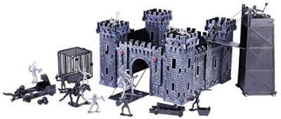 Toy Major Medieval Castle Playset