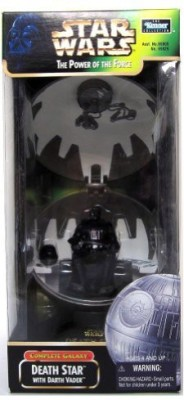 Star Wars Power Of The Force Complete Galaxy Death Star With Darth