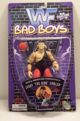 WWF Bad Boys Bone Crunching Jerry