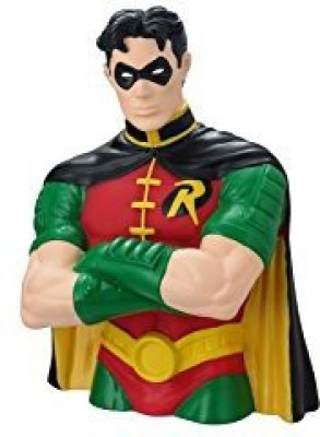 DC COMICS Robin Bust Bank Novelty