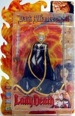 Diamond Lady Death Dark Alliance Series Ii