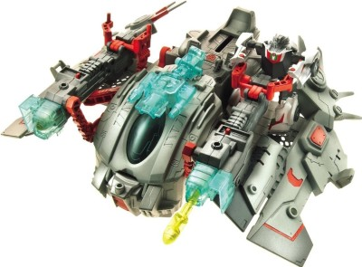 Transformers Prime EZ-10 WheelJack with Space Ship Star Hammer
