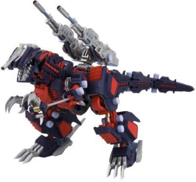 Gundam Hmm Zoids 1/72 Ez026 Geno Saurer Raven Ver