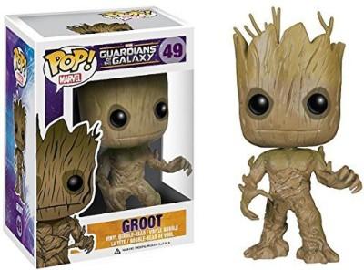 Guardians of the Galaxy 1 X Groot Funko Pop X Mini Bobblehead Vinyl