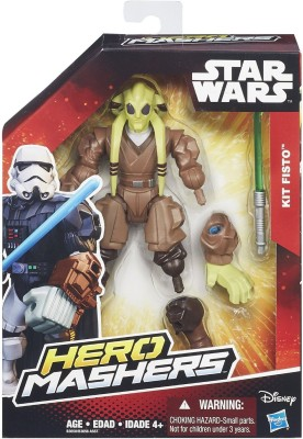Star Wars Hero Mashers Episode II Kit Fisto