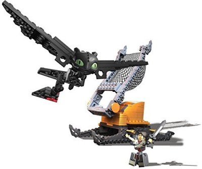 Ionix Dragons Ionix How To Train Your Dragon 2 Toothless Viking Attack