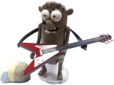 Regular Show Rig 3 With Guitar And Hat (...
