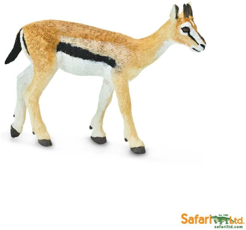 Safari Ltd Ws Wildlife Thomson'S Gazelle(Multicolor)