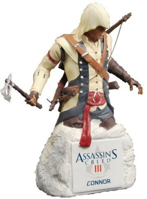 Assassins Creed III Connor Resin Collectible Bust