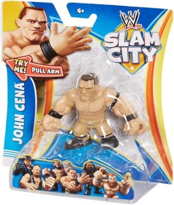 WWE WWE Slam City John Cena Figure